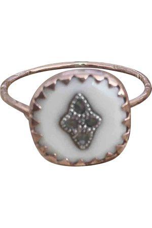 Pascale Monvoisin Pierrot Pink gold Ring for Women