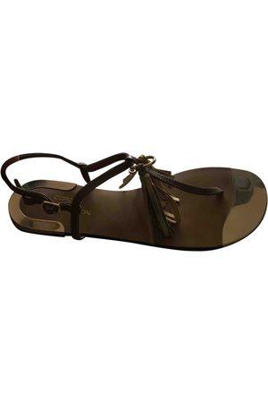 Frescobol Carioca \N Leather Sandals for Women