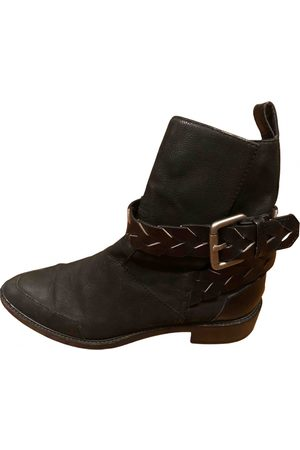 Proenza Schouler \N Leather Ankle boots for Women