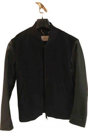 Sandro Fall Winter 2019 Leather Jacket for Men