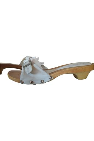 Dockers \N Leather Mules & Clogs for Women