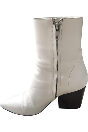 IRO \N Leather Ankle boots for Women
