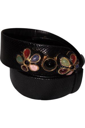 Judith Leiber Women Belts - Python Belts