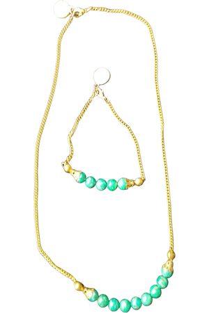 ELA STONE \N Metal Jewellery Set for Women