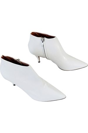 Acne Studios \N Patent leather Ankle boots for Women