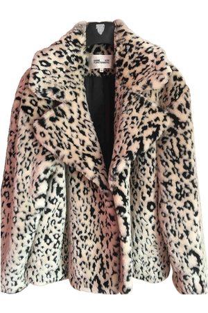 Diane von Furstenberg \N Faux fur Coat for Women