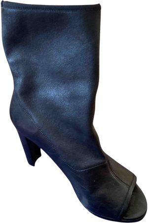Stuart Weitzman \N Leather Ankle boots for Women