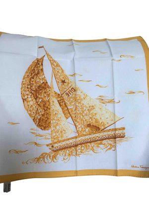 Salvatore Ferragamo \N Cotton Scarf for Women