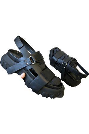 Rick Owens \N Leather Sandals for Men