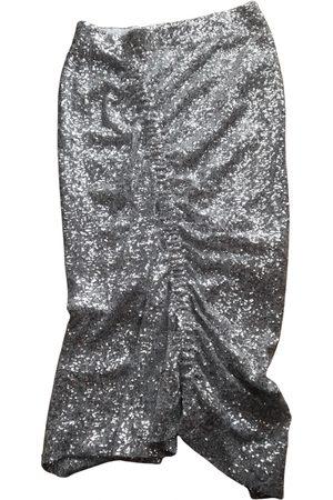 THORNTON BREGAZZI Women Maxi Skirts - Glitter maxi skirt