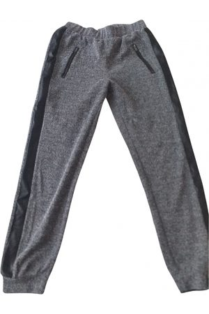 Calzedonia Grey Polyester Trousers
