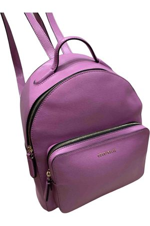 Coccinelle \N Leather Backpack for Women