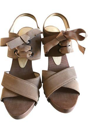 Stella McCartney \N Cloth Mules & Clogs for Women