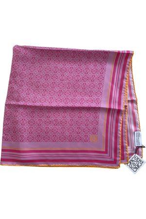 Loewe \N Silk Scarf for Women