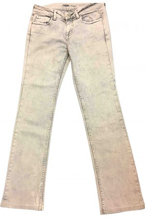 Zadig & Voltaire Women Straight - Spring Summer 2019 straight jeans