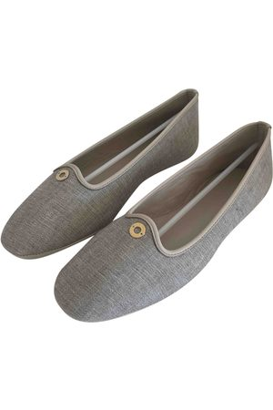 Loro Piana \N Cloth Ballet flats for Women