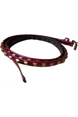 Claudie Pierlot \N Leather Belt for Women