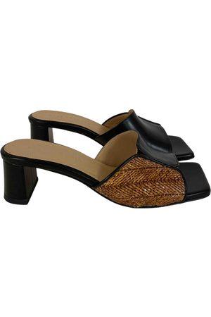 Dear Frances \N Leather Sandals for Women