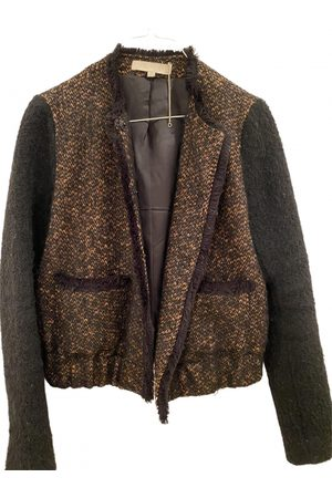 Vanessa Bruno \N Wool Leather Jacket for Women
