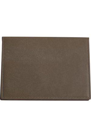 Loro Piana Leather Small Bags\, Wallets & Cases