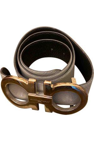 Salvatore Ferragamo \N Leather Belt for Women