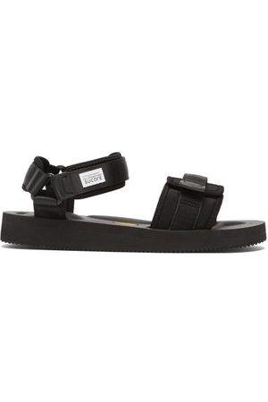 SUICOKE Cel-v Velcro-strap Sandals - Mens