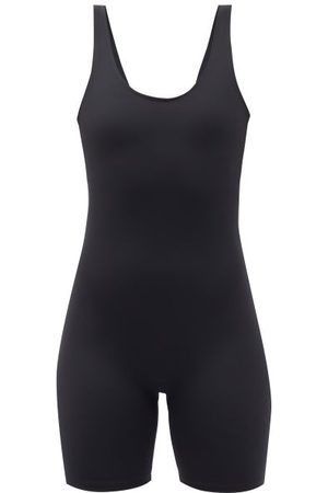 GIRLFRIEND COLLECTIVE Recycled-fibre Jersey Cycling Unitard - Womens