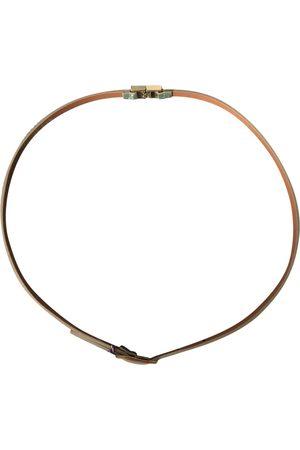 MAISON BOINET \N Leather Belt for Women