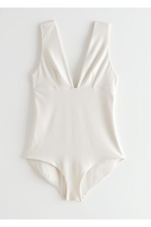 & OTHER STORIES Women Swimsuits - Textured Swimsuit