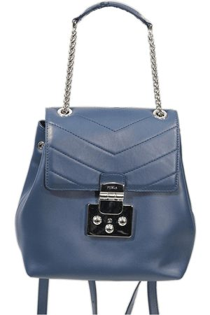 Furla \N Leather Backpack for Women