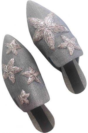 Sanayi 313 \N Cloth Sandals for Women