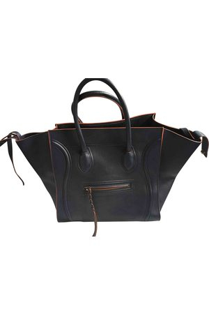 Céline Luggage Phantom Leather Handbag for Women
