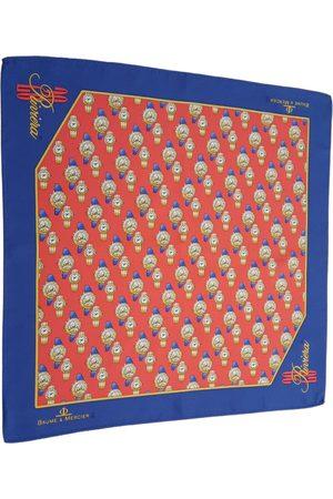 Baume et Mercier VINTAGE \N Silk Scarf & pocket squares for Men