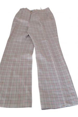 Cerruti 1881 Wool straight pants