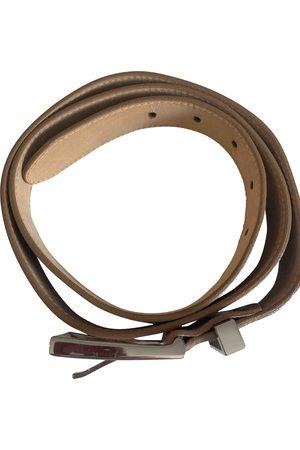 Oroton Camel Leather Belts