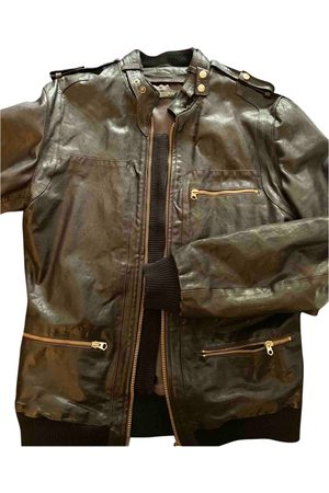 Golden Goose \N Leather Jacket for Men
