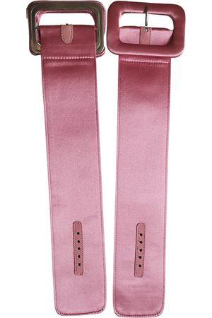 ATTICO \N Leather Belt for Women