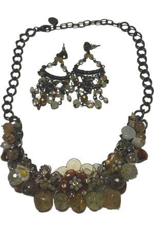 Bianco \N Jewellery Set for Women
