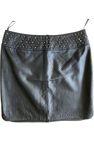 Zadig & Voltaire \N Leather Skirt for Women