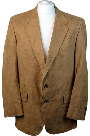 Dior VINTAGE \N Suede Jacket for Men