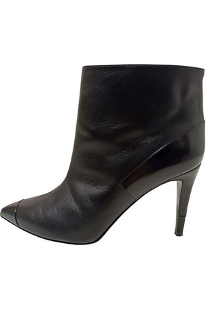 Pierre Hardy \N Leather Ankle boots for Women
