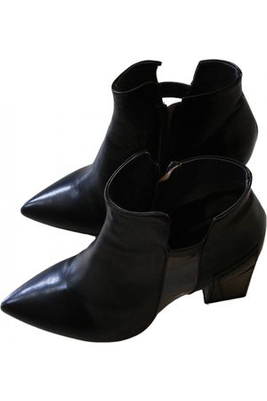Ixos \N Leather Ankle boots for Women