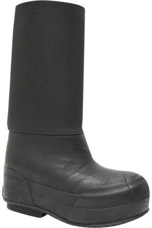 Céline \N Rubber Ankle boots for Women