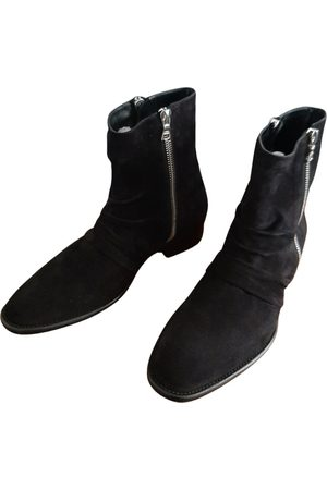 AMIRI \N Suede Boots for Men