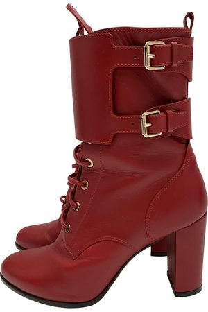 VALENTINO GARAVANI \N Leather Ankle boots for Women