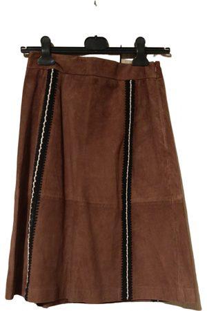 Claudie Pierlot \N Leather Skirt for Women