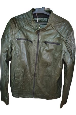 JACK & JONES Men Leather Jackets - Leather Jackets