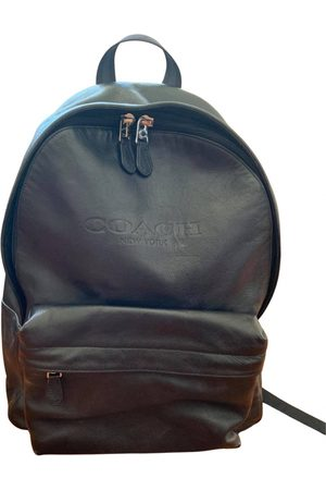 Coach Campus Leather Backpack for Women