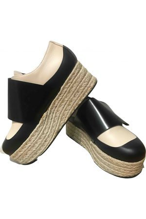 Marni \N Leather Espadrilles for Women
