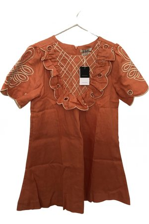 INNIKA CHOO \N Linen Dress for Women